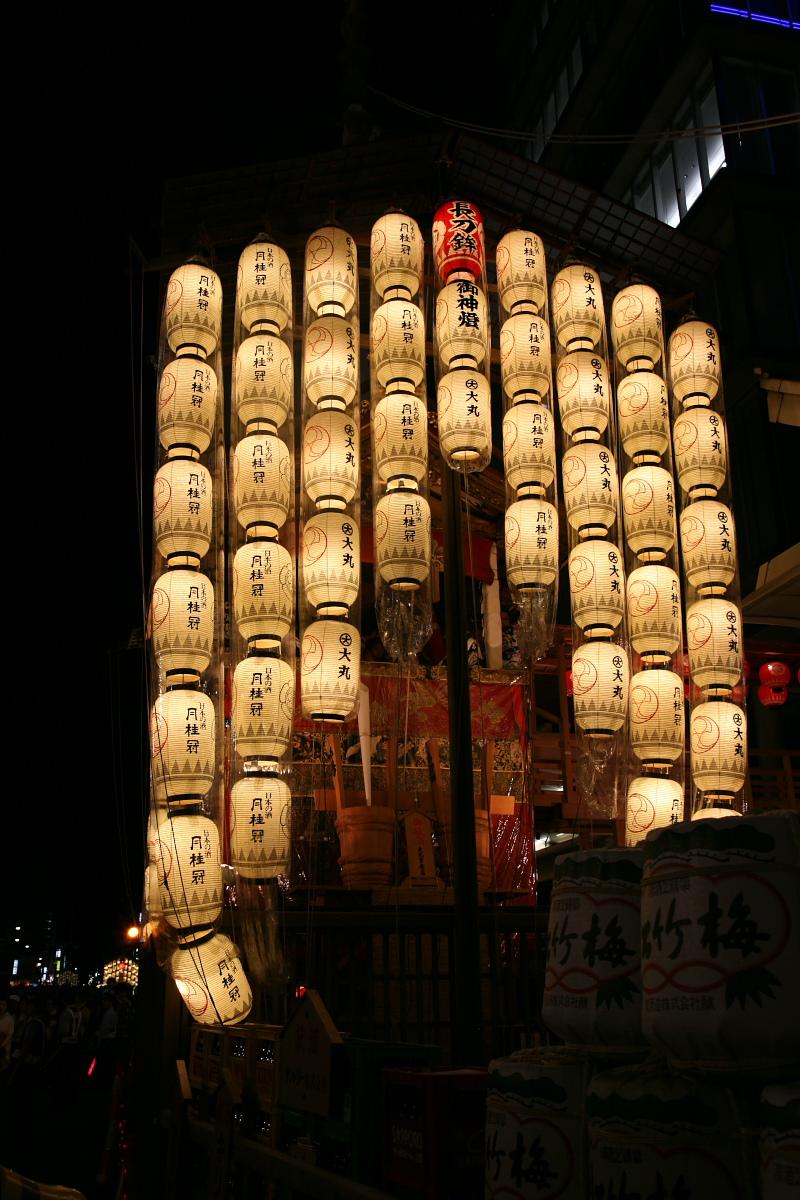 祇園祭り 宵山 最終章_f0021869_2322175.jpg