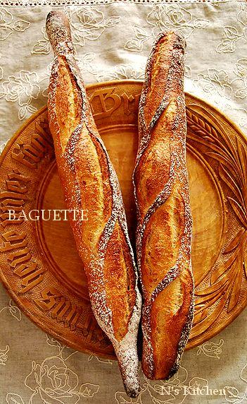 BAGUETTE × 2_a0105872_20565375.jpg
