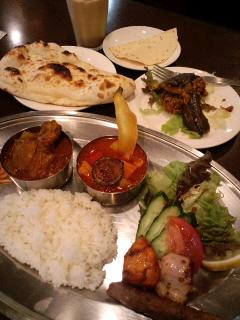 インド料理をめぐる冒険  のための冒険_c0033210_74968.jpg