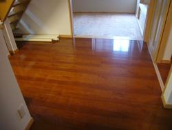 アンバーチェリー色の床_f0140817_1058630.jpg