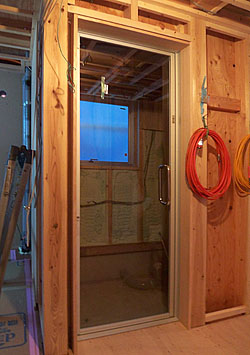 大和張り外壁とykk浴室ドア_d0017039_23393387.jpg