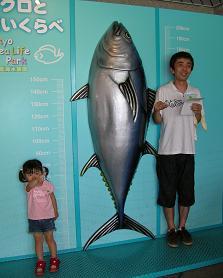 ひなちゃんと水族館へ その二_f0139963_5523375.jpg
