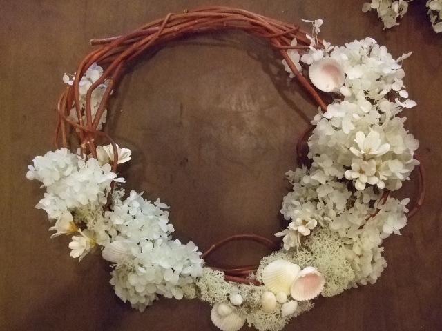 オークリーフ花の教室(カフェマレットさんにて。第8回)_f0049672_1851875.jpg