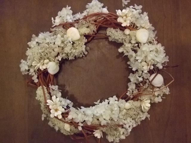 オークリーフ花の教室(カフェマレットさんにて。第8回)_f0049672_1910481.jpg