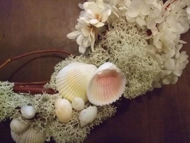 オークリーフ花の教室(カフェマレットさんにて。第8回)_f0049672_1967100.jpg