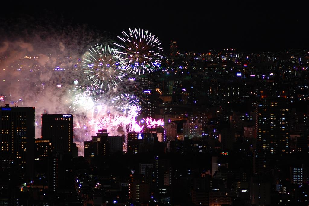 札幌の花火_f0126483_23403067.jpg