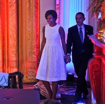 ミシェル・オバマ夫人のボブ・スタイルをチェケラウ!_c0050387_11251850.jpg