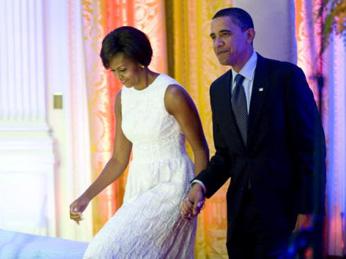 ミシェル・オバマ夫人のボブ・スタイルをチェケラウ!_c0050387_112633100.jpg