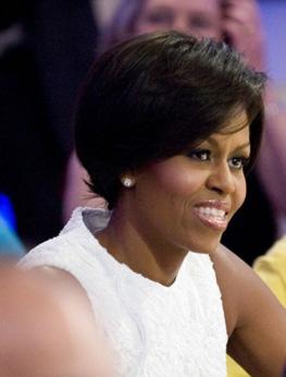 ミシェル・オバマ夫人のボブ・スタイルをチェケラウ!_c0050387_11265438.jpg