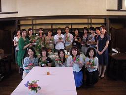「心を込めてテーブルセッティング…Tea Time To Tea Party」_c0128489_0435631.jpg
