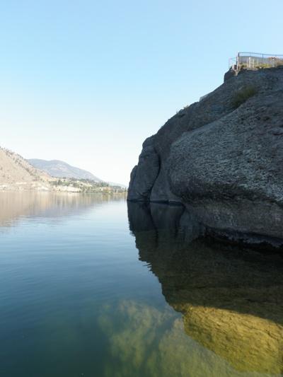 釣行記 『6/22 灼熱の湖でスモールマウス釣り!!』_d0145899_22525272.jpg