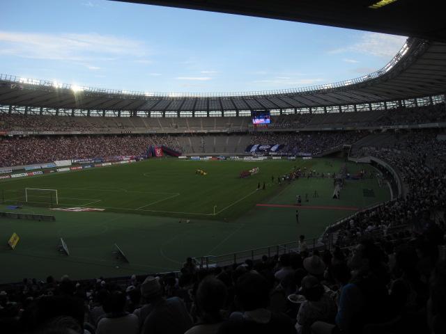 JリーグDivision1 第19節 FC東京 - サンフレッチェ広島_b0042308_1135579.jpg