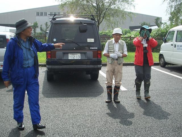 浮島ヶ原自然公園のタコノアシ救出作戦!_f0141310_23225217.jpg