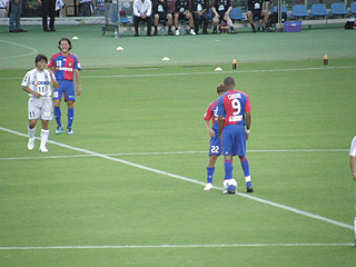 FC東京×サンフレッチェ広島 J1第19節_c0025217_2241495.jpg