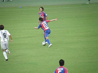 FC東京×サンフレッチェ広島 J1第19節_c0025217_2251151.jpg