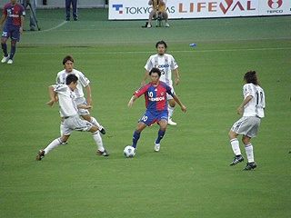 FC東京×サンフレッチェ広島 J1第19節_c0025217_225219.jpg