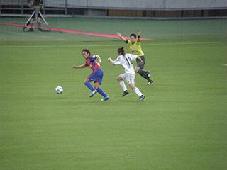 FC東京×サンフレッチェ広島 J1第19節_c0025217_226316.jpg