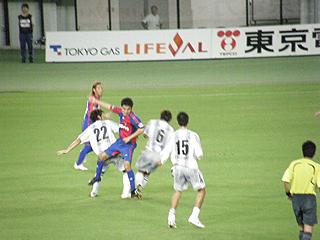FC東京×サンフレッチェ広島 J1第19節_c0025217_2333270.jpg