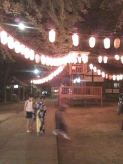 ミニ祭り_f0064823_22154199.jpg