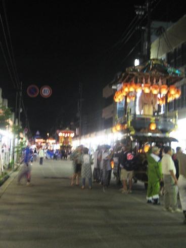 若一王子神社例大祭・宵祭り_b0140235_045577.jpg