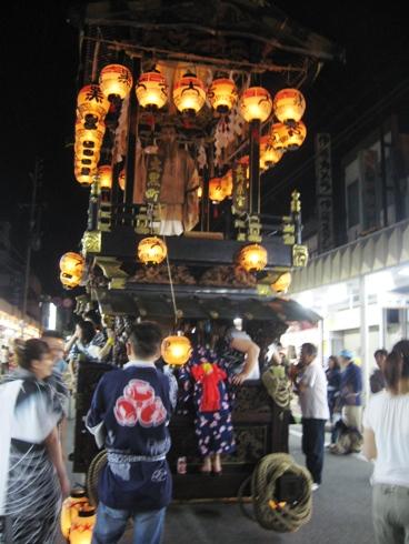 若一王子神社例大祭・宵祭り_b0140235_0472298.jpg
