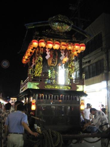若一王子神社例大祭・宵祭り_b0140235_1102148.jpg