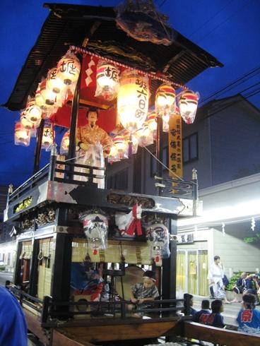若一王子神社例大祭・宵祭り_b0140235_112956.jpg