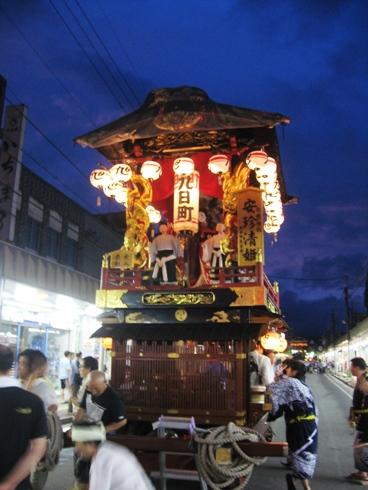 若一王子神社例大祭・宵祭り_b0140235_142550.jpg