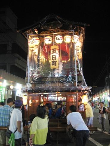 若一王子神社例大祭・宵祭り_b0140235_155565.jpg