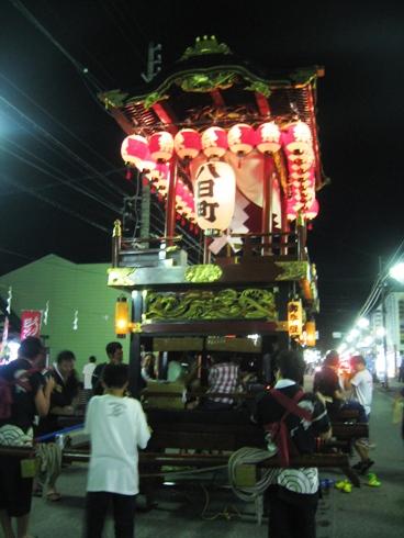 若一王子神社例大祭・宵祭り_b0140235_171897.jpg