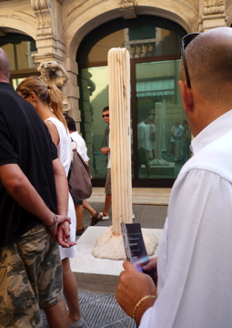 カッラーラ野外彫刻展_d0136540_61734100.jpg