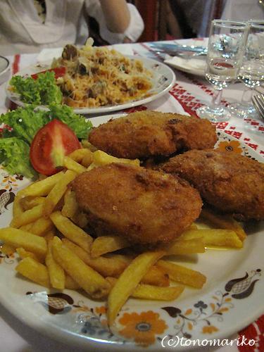 ザ・ハンガリー料理 ハンガリー旅行3_c0024345_6522751.jpg