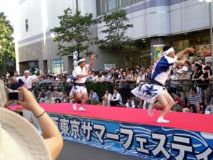 西東京サマフェスに行ってきました!_d0035245_20233377.jpg