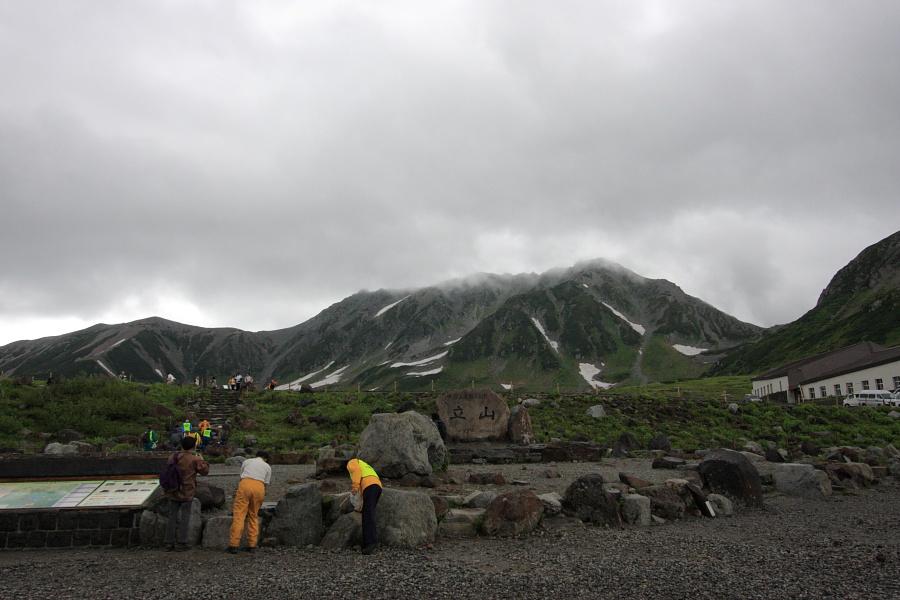 梅雨の立山連峰(コメント追加)_b0157849_2271865.jpg
