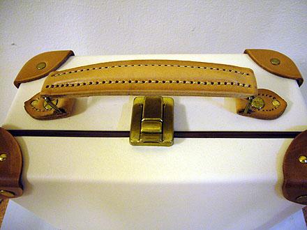 4549bc3552 Globe Trotterのミニトランク : 幌馬車2台の道楽日記