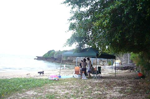 beach (yakitori) party._c0153966_23434150.jpg