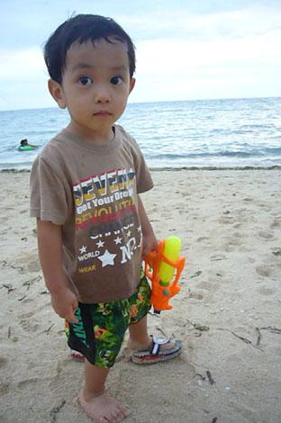 beach (yakitori) party._c0153966_23545793.jpg