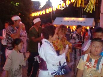 2009.7.26  盆踊りの日_a0083571_22255626.jpg