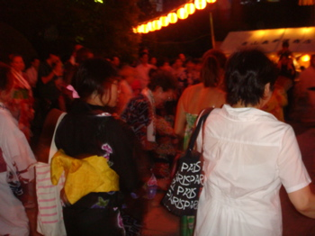 2009.7.26  盆踊りの日_a0083571_22294127.jpg