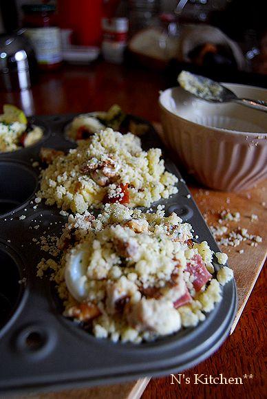 お食事クランブル muffin _a0105872_01583.jpg
