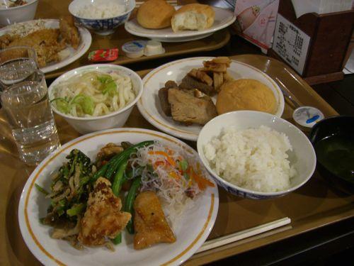 定額給付金で箱根へ  2  お食事 朝焼け お食事_f0059796_0244777.jpg