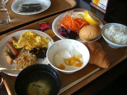 定額給付金で箱根へ  2  お食事 朝焼け お食事_f0059796_0334154.jpg