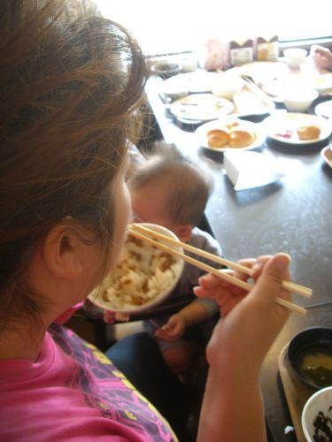 定額給付金で箱根へ  2  お食事 朝焼け お食事_f0059796_0405182.jpg