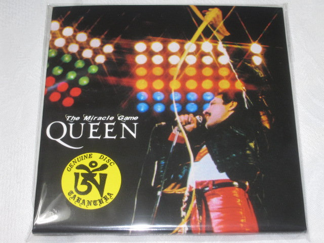 QUEEN / THE MIRACLE GAME_b0042308_2334454.jpg