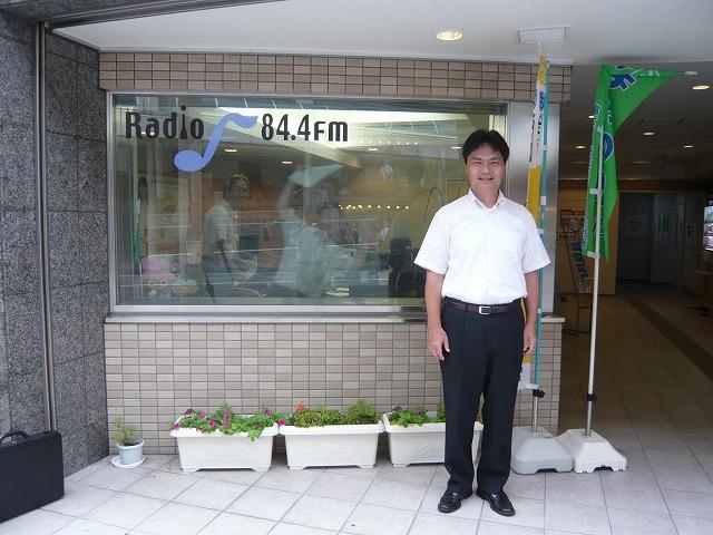 ラジオfに出演しました!_f0141310_23333499.jpg