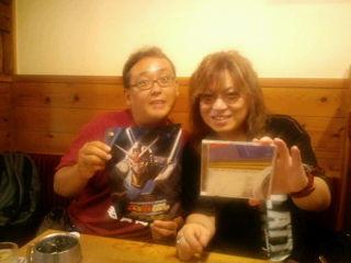 GUNDAM LIVE終了・キャンペーン行脚!_b0183113_2385248.jpg
