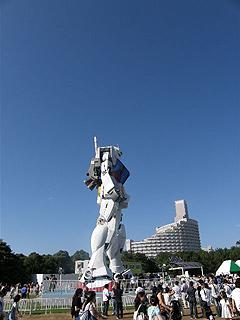 GREEN TOKYO ガンダムプロジェクト_c0025217_1633935.jpg