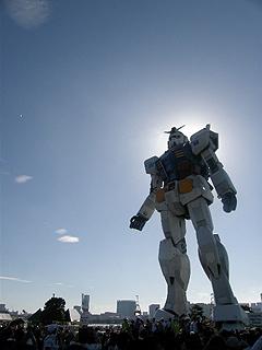 GREEN TOKYO ガンダムプロジェクト_c0025217_163422100.jpg
