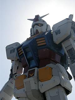 GREEN TOKYO ガンダムプロジェクト_c0025217_16344533.jpg