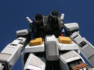 GREEN TOKYO ガンダムプロジェクト_c0025217_16373982.jpg